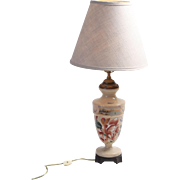 Floral Vase Lamp English