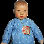 SOLD Vintage Kathe Kruse Doll With Label All Original