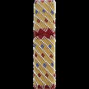 SOLD Beaded Needlecase c1880