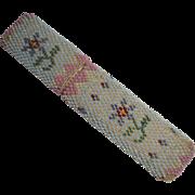 Beaded Needlecase c1880