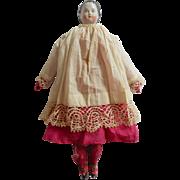 Kinderkopf china Male Doll c1860