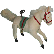 Prancing Clockwork Horse c1930
