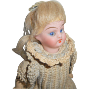 Simon & Halbig K*R Bisque Head Doll c1910
