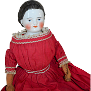 Alice Band China Doll All Original c1870