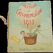 The Calendar Of Catherine Susan 1910 Peg Doll Interest