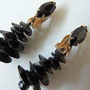 Vintage Lewis Segal Dangling Earrings