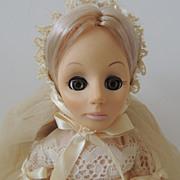SALE Effanbee Bride Doll Caroline