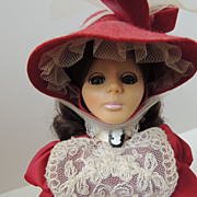 SALE Effanbee Doll Currier And Ives Series