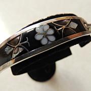 Mexico Bracelet Hinge Clasp