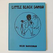 SALE PENDING Little Black Sambo Book By Helen Bannerman