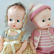 Ideal Boopsie Plastic Dolls