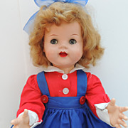 1950s Saucy Walker Doll By Ideal