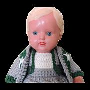 German Celluloid Doll Schildkrot