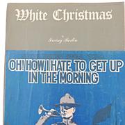 2 Irving Berlin Sheet Music