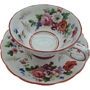 Bone China Cup and Saucer Grosvenor of England