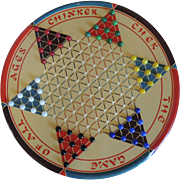 Chinese Checkers Chinker Chek Game