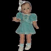 """SOLD 16"""" Effanbee Patsy Joan c1940's"""