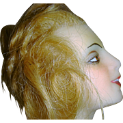 Beautiful French wax mannequin
