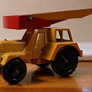 Matchbox #11c - Jumbo Crane - ca. 1965-69