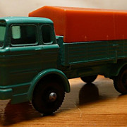 Matchbox #1e - Mercedes Truck - ca. 1967-1970