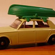 Matchbox #45b - Ford Corsair w/Boat & Roof Rack - ca. 1965-70