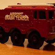 Matchbox #63b - Alvis Foamite Crash Tender - ca. 1964-68