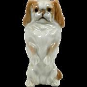 Royal Copenhagen Pekingese Dog 1776 c. 1969-1974 MINT