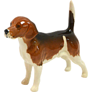 "Beswick Beagle Dog Figurine ""Wendover Billy"" D1939"