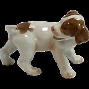 Bing & Grondahl Pointer Puppy L. Jensen #2026 c. 1962- 1970