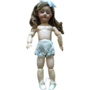 SALE SFBJ Doll- 18-inches - Pretty little Girl