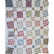 REDUCED Quilt TOP~Unused, Fresh and ready to quilt, or...