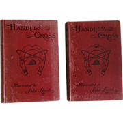 Handley Cross~ 2 Vols. 1st illustrated eds. John Leech