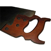 Henry Disston D-7 Hand Saw 26 Inch Blade