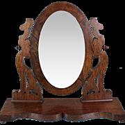 Dressing Mirror American Empire c. 1860
