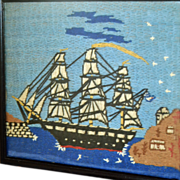 Sailor Made Yarn  Picture of a Ship