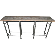 "Hooker Furniture Arcata Console Sofa Table, 70"" W x 34"" H, Retail $1100"
