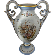 Herend Vase Hungary Fancy Form N° 6660  Soviet Era - 1949, Hungary