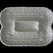 Coalport Asparagus Serving Tray Countryware White - 20th Century, England
