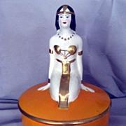 Egyptian Fulper Doll