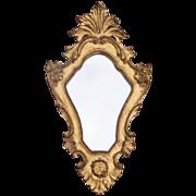 SALE Vintage Florentine Wall Mirror