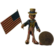 Uncle Sam miniature Palmer cox Browny look