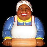SOLD Wonderful Mammy Cookie jar