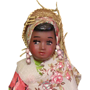 Black  girl doll