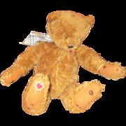 Darling loved looking Teddy bear