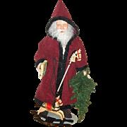 Santa by Jude Kapron