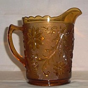 "Tiara Pitcher in the ""Sandwich"" Pattern by Indiana Glass Company"