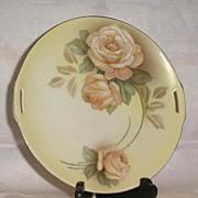 SALE R S Tillowitz Salesia Cake Plate