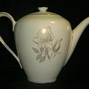 K P M Porcelain Coffee Pot