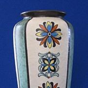 West German Vase By Jasba Keramik