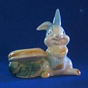 """Thumper"" Figural Planter From Walt Disney"